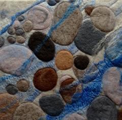 123. River stones