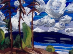 1. Pines, Kempenfelt bay