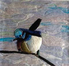 173. Blue bird