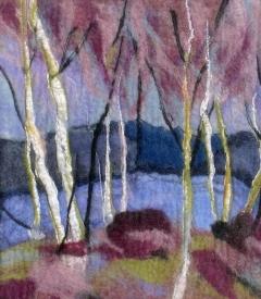 26. Spring birch