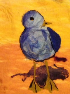 183. Blue bird