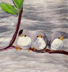 176. 3 little birds #3