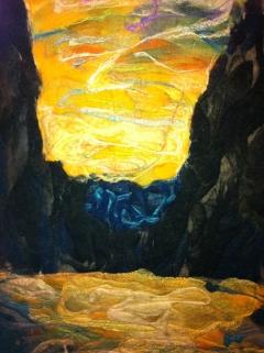 106. Sunset gorge