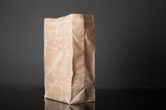"'BROWN PAPER"" Grocery bag"